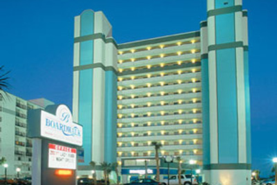 Boardwalk Beach Resort Myrtle Beach, South Carolina's Favorite